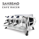 SANREMO CAFE RCAFE BLACK & WHITE 三孔營業用咖啡機 220V