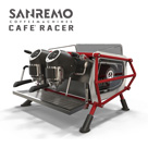 SANREMO CAFE RACER RACING 雙孔營業用咖啡機 220V